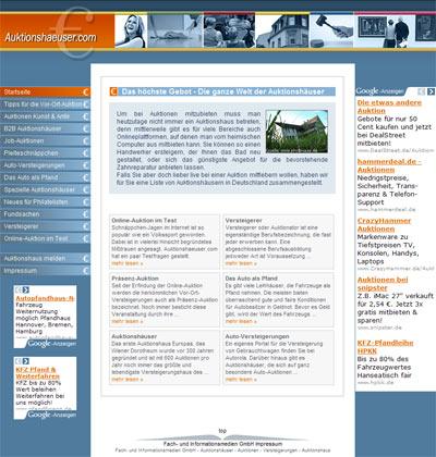 Auktionshäuser.com